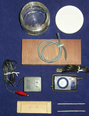 Make Your Own Colloidal Silver Generator