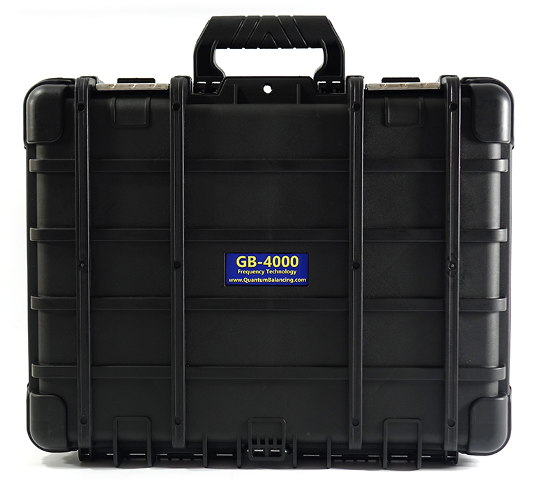 GB-4000 Premier Package Case