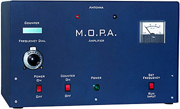 M.O.P.A. Master Oscillator Power Amplifier